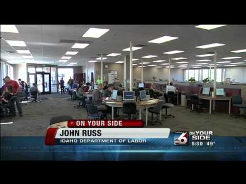 Looking into Idaho's jobless rate