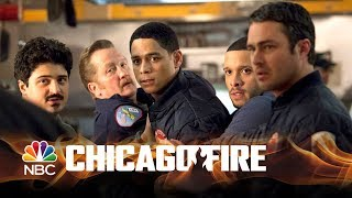 Tempers Flare - Chicago Fire Highlight