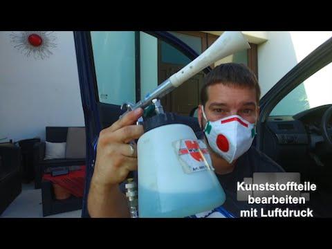 Fahrzeug und Scheinwerfer Aufbereitung /Kärcher / K7 /Deutsch/ Nassstaubsauger/ Würth