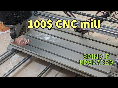 Download speed & feedrate Calculator to cut aluminium with cheap CNC 3018