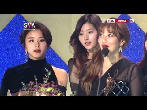 twice(트와이스)@26th seoul music awards 2017