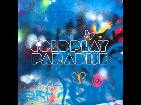 sonnerie coldplay paradise