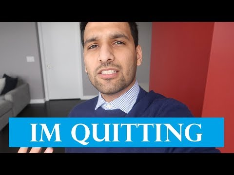 I'm Quitting YouTube (Last Video)