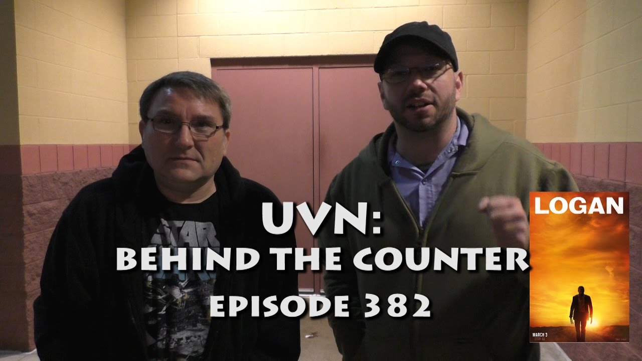 UVN: Behind the Counter 382