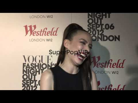 INTERVIEW: Lizzy Jagger on being able to dance like her d...