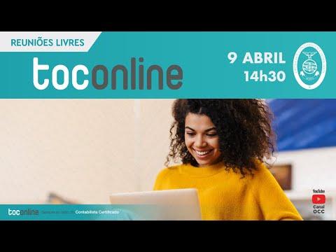 Reunião Livre TOConline - 09 de abril