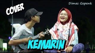 Gambar cover Dimas Gepenk cover Seventeen - Kemarin (cover kentrung)