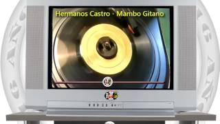 Hermanos Castro - Mambo Gitano (LP 45rpm 2x2) / SANDUNGA!
