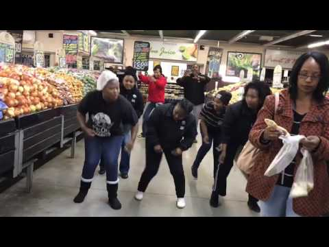 Food Lover's Market Thornhill Goodness Gang Dance Off