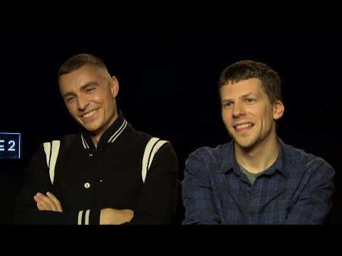 PART TWO - Jesse Eisenberg and Dave Franco rate the magic in 'Now You See Me 2' interview