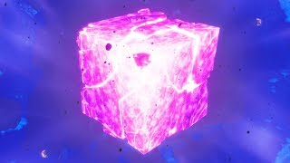 FORTNITE CUBE CRACKING RIGHT NOW! (FORTNITE BATTLE ROYALE)