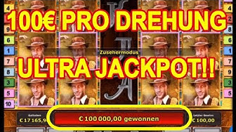 Book of Ra 2017 🤑 100€ EINSATZ / JACKPOTS | Best Of