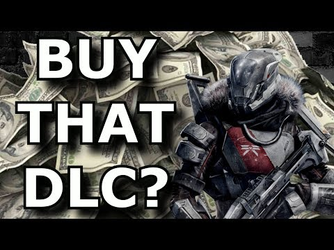 The Problem with Destiny 2 and Rushed DLC! - Rant Video