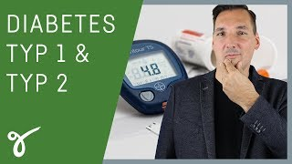Diabetes Typ 1 & 2 - Wo ist der Unterschied?   Gerne Gesund