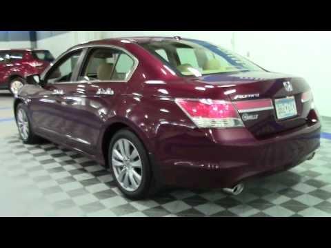 2011 Honda Accord V6 Auto EX-L **Honda Certified, One Owner** 6U130103