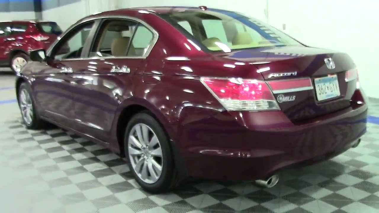 2011 Honda Accord V6 Auto Ex L Honda Certified One