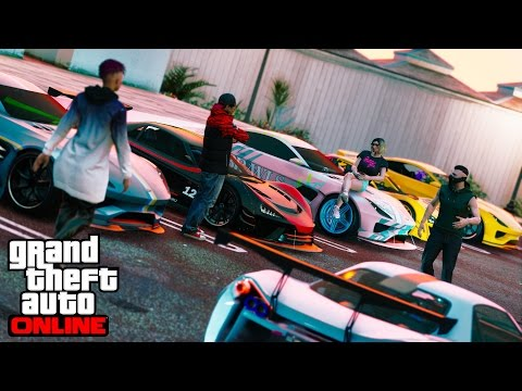 GTA Online - Introducing the Progen Itali GTB & Dewbauchee Specter