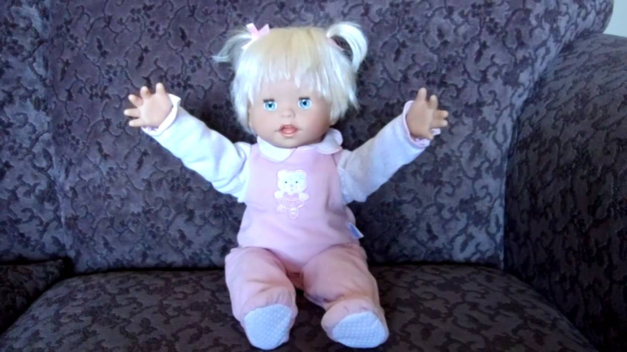 """Fisher Little Mommy """"real Loving Baby"""" Doll"""