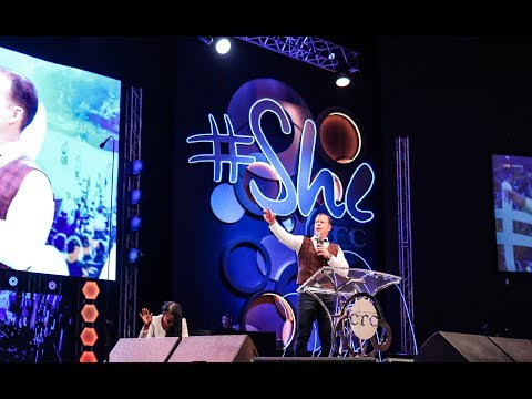 Grand Opening   #SHE CRC Conference   Pastor At Boshoff   10 May 2018