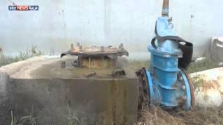 تأهيل شبكات المياه والصرف بعدن