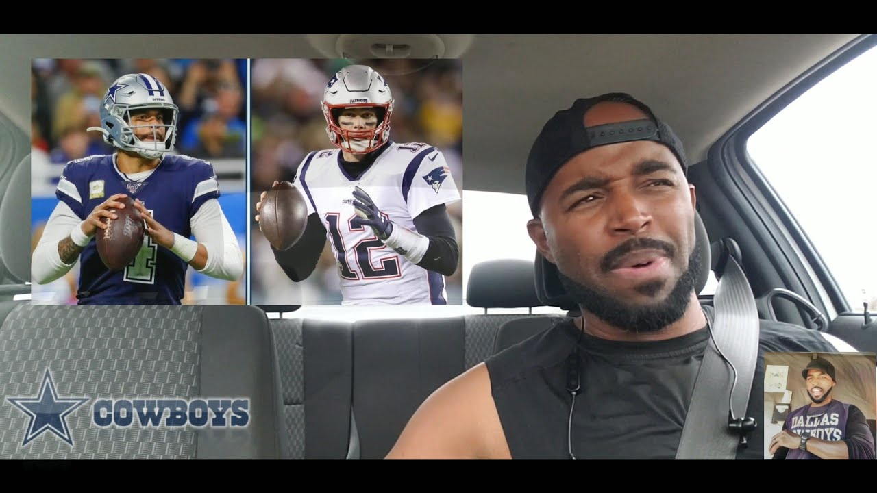 This Isn T A Must Win Game For The Dallas Cowboys Vs The New England Patriots