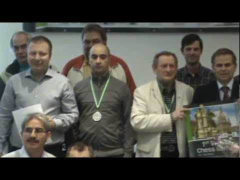 Dresden 2011. 1st WCGD. Closing Ceremony