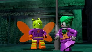 LEGO Batman: The Video Game Walkthrough - Villains Episode 3-4 - The Lure of the Night