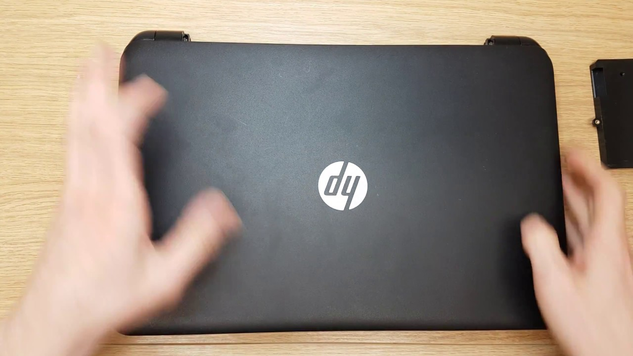 Hp 250 G3 Disassembly To Replace Lcd Cable And Wifi Wires Youtube
