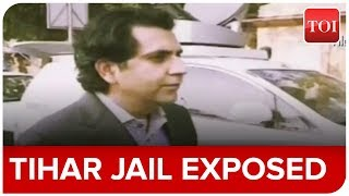 Raid carried out by judges at Tihar jail reveals 5-star facilities for white-collar criminals