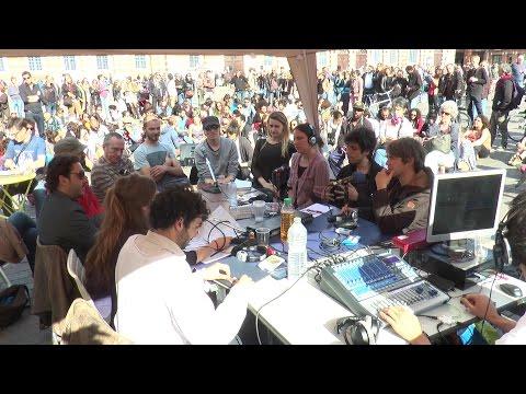 GLOBAL DEBOUT RADIO 15M TOULOUSE #GlobalDebout