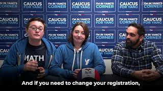 How to Caucus in Iowa - Explained