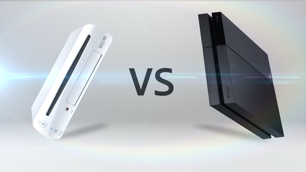 PlayStation 4 vs Wii U - Difference and Comparison | Diffen
