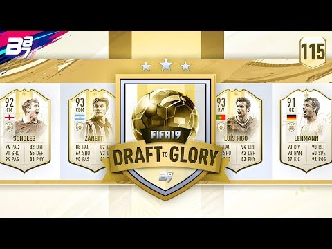 WHAT A DRAFT!! | FIFA 19 DRAFT TO GLORY #115