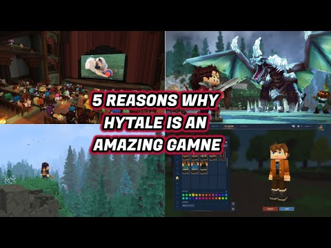 5 Reasons why Hytale is Already Amazing | Hytale Forums