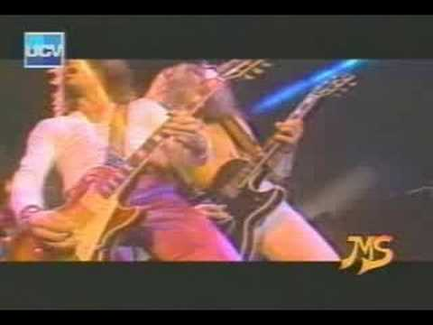 TED NUGENT  The REAL STRANGLEHOLD