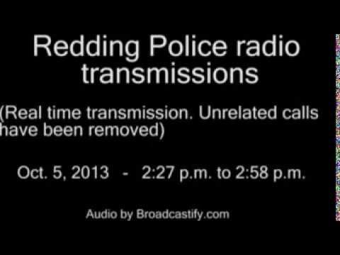 RPD Radio Transmission of Motley Incident - 10-5-13 (unedited)