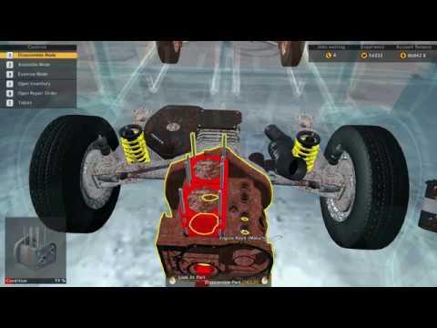Car Mechanic Simulator 2015: Ep: 3…(Nightmare of a car to fix…)