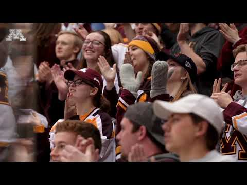 Gopher Blog - Highlights: Gopher Men's Hockey Defeats Michigan 4-1, Advances in Playoffs