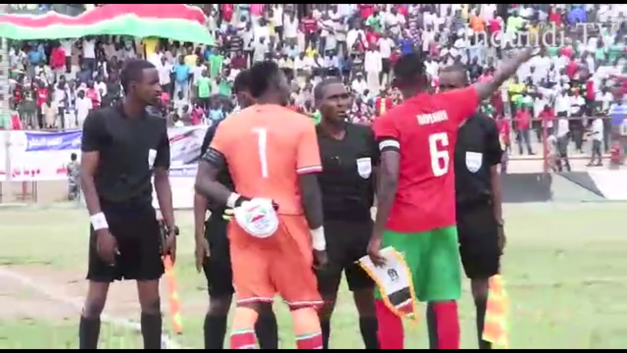 Burundi vs South Sudan 5-2 | AFRICA Cup of Nations 2019 Qualifier