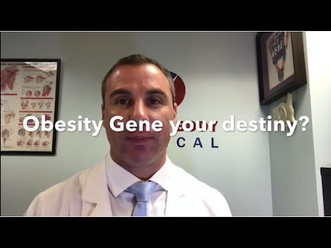 Can you Overcome the Obesity Gene?