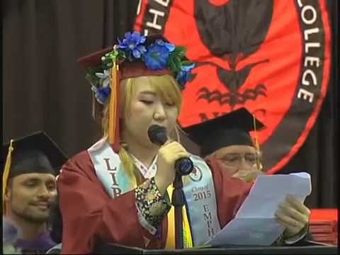 Northern Marianas College 35th Commencement Exercise