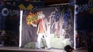 Otakufest Saltillo Febrero 2017 - Cosplay Beetlejuice