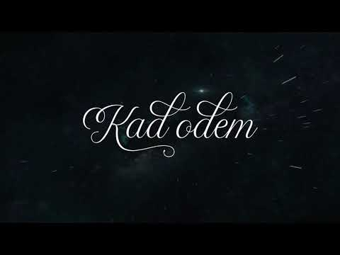 Đorđe Balašević - Kad odem (Official lyric video)