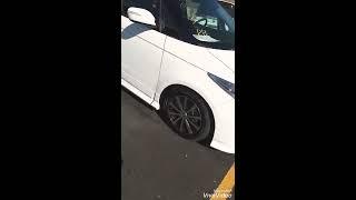 Машины из Армении Honda Elysion.