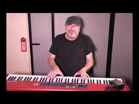 Angel From Montgomery (John Prine) - Learn to play it on piano using Synthesia!