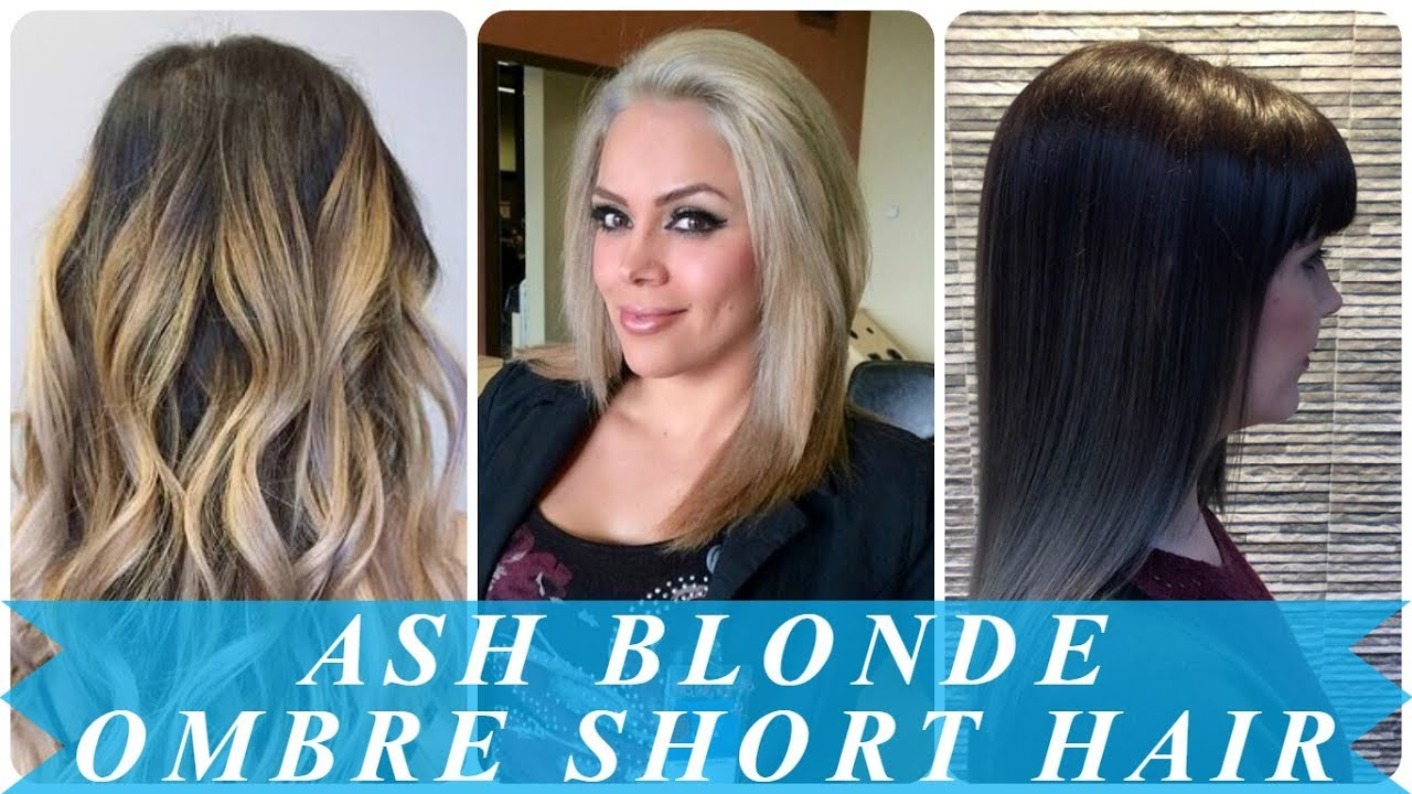 20 Ideas For Ombre Ash Gray For Women Youtube