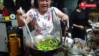 Lạ đời quán ốc 25 món ở chợ Bàn Cờ mỗi đêm xào hơn 100 cái chảo