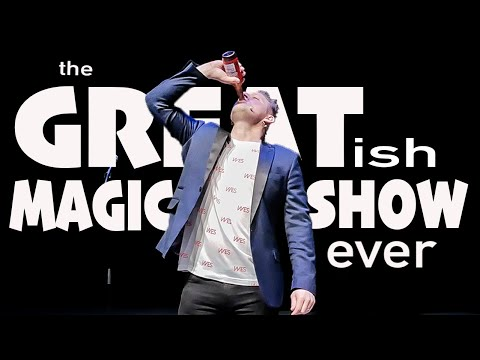 NEW Magic + Comedy Special by Wes Barker