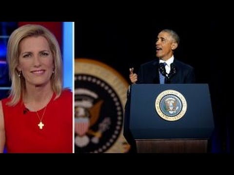 Laura Ingraham rips President Obama's...