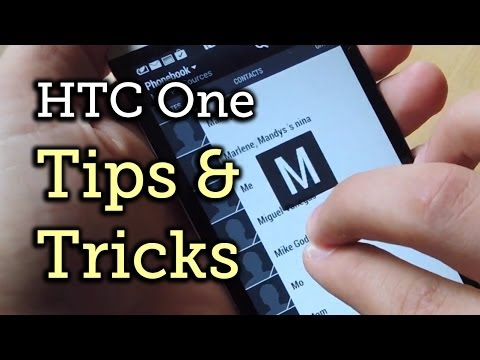 HTC One Tips & Tricks: 10 Features You Didn't Know About [How-To]